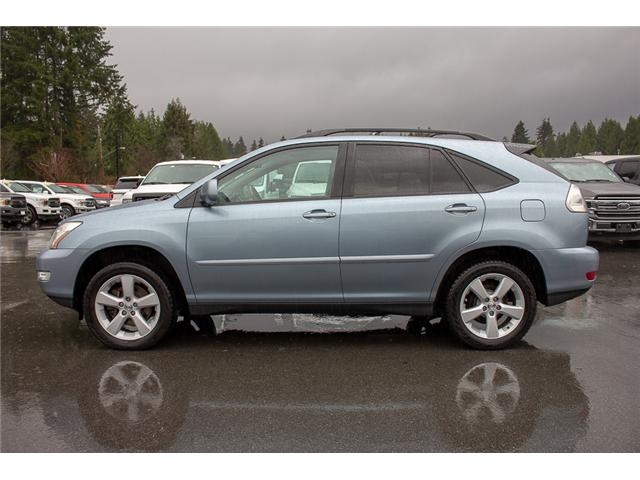 2007 Lexus RX 350 Base (Stk: P9769A) in Surrey - Image 4 of 30