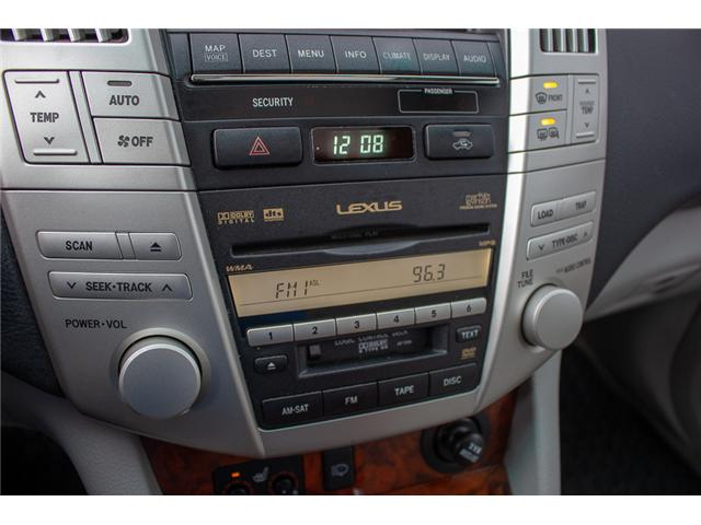 2007 Lexus RX 350 Base (Stk: P9769A) in Surrey - Image 27 of 30