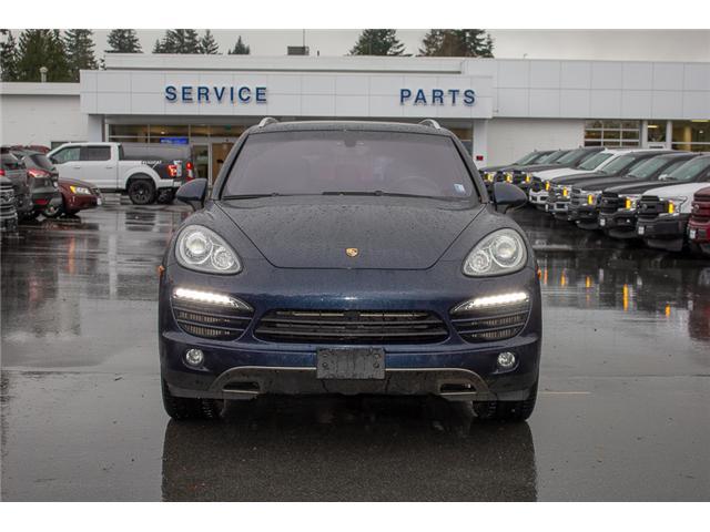 2014 Porsche Cayenne DIESEL (Stk: P32842) in Surrey - Image 2 of 30