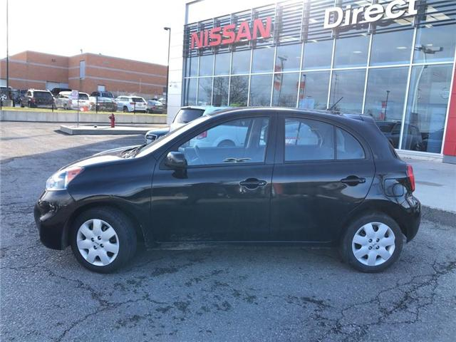 2017 Nissan Micra SV | CERTIFIED PRE-OWNED | SOLD!!! (Stk: P0594) in Mississauga - Image 2 of 14