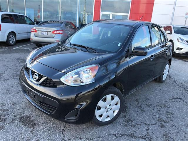 2017 Nissan Micra SV | CERTIFIED PRE-OWNED | SOLD!!! (Stk: P0594) in Mississauga - Image 9 of 14