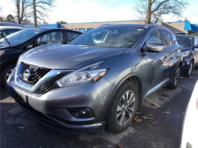 2015 Nissan Murano SL | CERTIFIED PRE-OWNED | (Stk: P0591) in Mississauga - Image 1 of 13