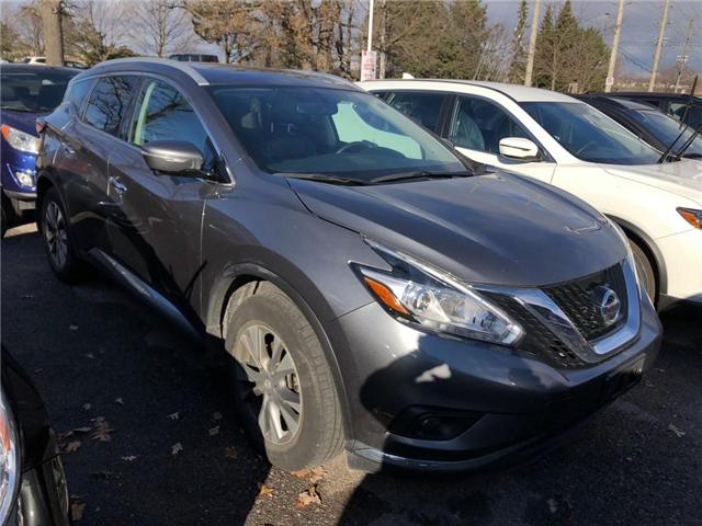 2015 Nissan Murano SL | CERTIFIED PRE-OWNED | FINANCE RATES @0.99% (Stk: P0591) in Mississauga - Image 2 of 13