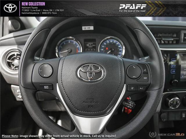 2019 Toyota Corolla 4-door Sedan CE CVTi-S (Stk: H19042) in Orangeville - Image 14 of 24