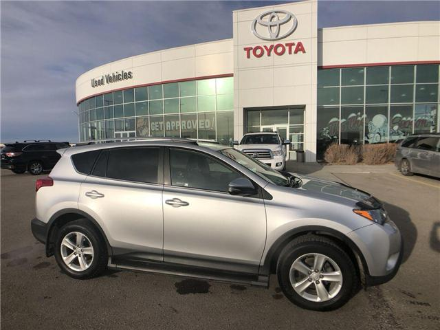 2013 Toyota RAV4 XLE (Stk: 2801964A) in Calgary - Image 1 of 16