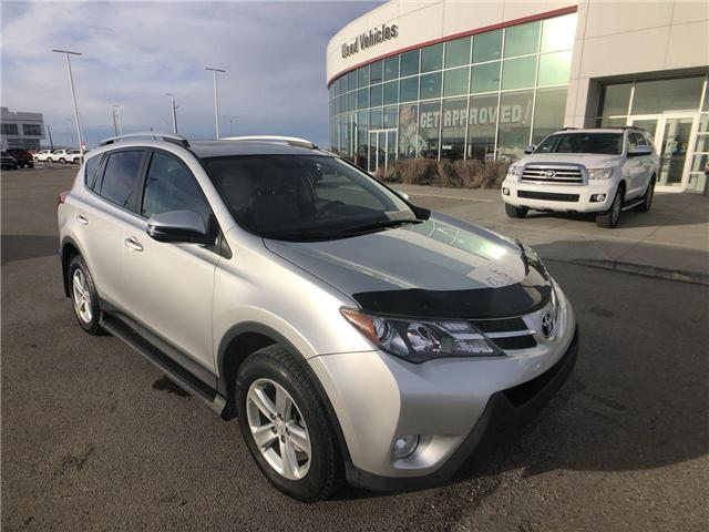2013 Toyota RAV4 XLE (Stk: 2801964A) in Calgary - Image 2 of 16