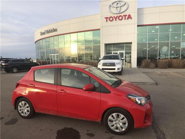 2017 Toyota Yaris LE (Stk: 2900017A) in Calgary - Image 1 of 14