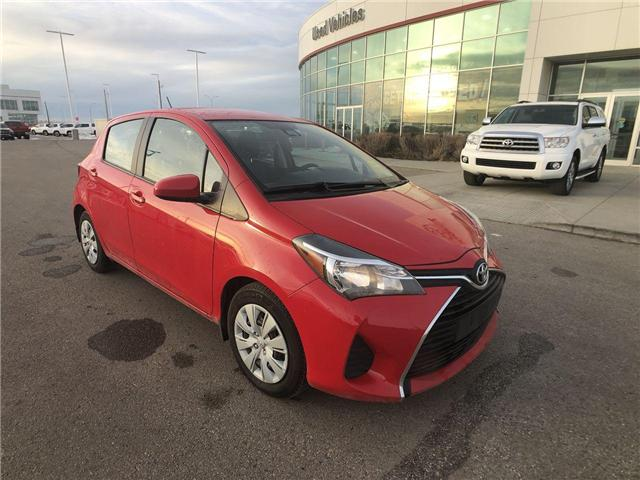 2017 Toyota Yaris LE (Stk: 2900017A) in Calgary - Image 2 of 14