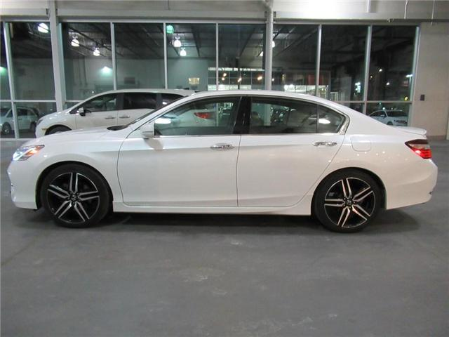 2017 Honda Accord Touring V6, SUCH LOW KMS!! (Stk: 8802503A) in Brampton - Image 2 of 29