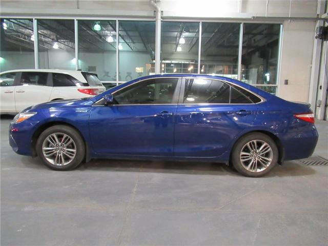 2015 Toyota Camry Hybrid SE, SAVE MONEY ON GAS IN STYLE! (Stk: 8809273A) in Brampton - Image 2 of 29