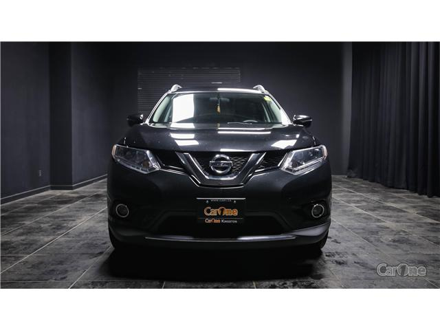 2016 Nissan Rogue SV (Stk: PT18-581) in Kingston - Image 2 of 35