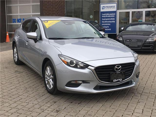 2017 Mazda Mazda3 GS (Stk: 28207A) in East York - Image 1 of 30