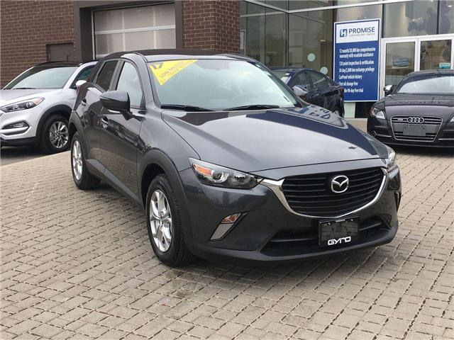 2017 Mazda CX-3 GS (Stk: 26214) in East York - Image 1 of 30