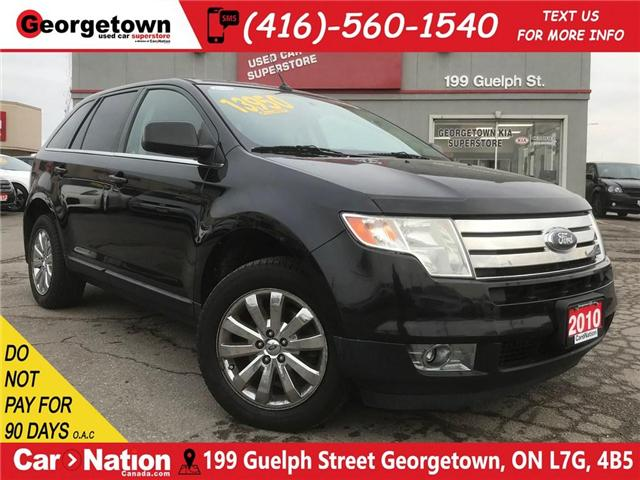 2010 Ford Edge Limited | AWD | LEATHER | PWR LIFTGATE | ONLY 122K (Stk: SR19000A) in Georgetown - Image 1 of 29
