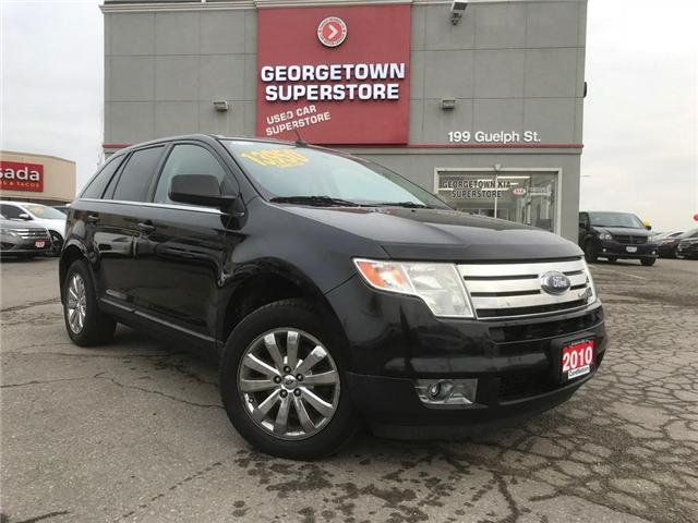 2010 Ford Edge Limited | AWD | LEATHER | PWR LIFTGATE | ONLY 122K (Stk: SR19000A) in Georgetown - Image 2 of 29