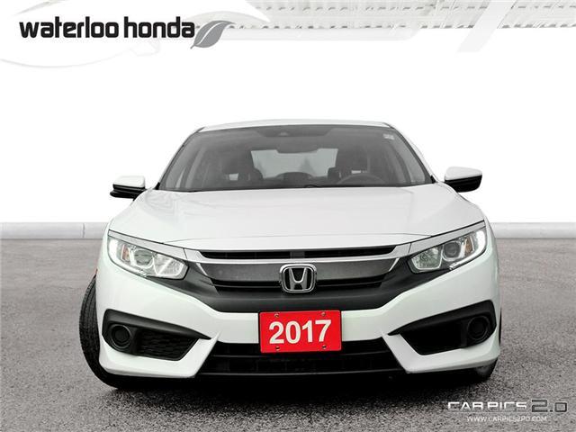 2017 Honda Civic EX (Stk: U4868) in Waterloo - Image 2 of 28
