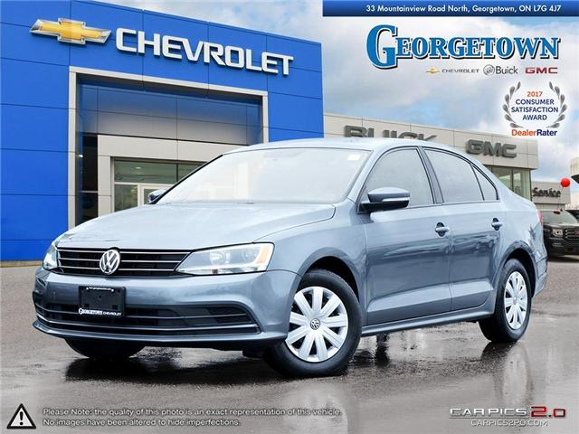2015 Volkswagen Jetta  (Stk: 28451) in Georgetown - Image 1 of 26