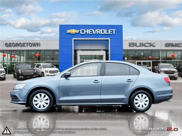 2015 Volkswagen Jetta  (Stk: 28451) in Georgetown - Image 3 of 26