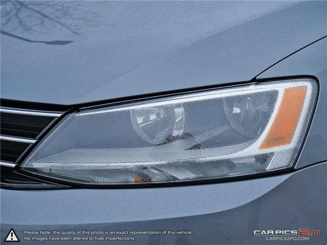 2015 Volkswagen Jetta  (Stk: 28451) in Georgetown - Image 10 of 26