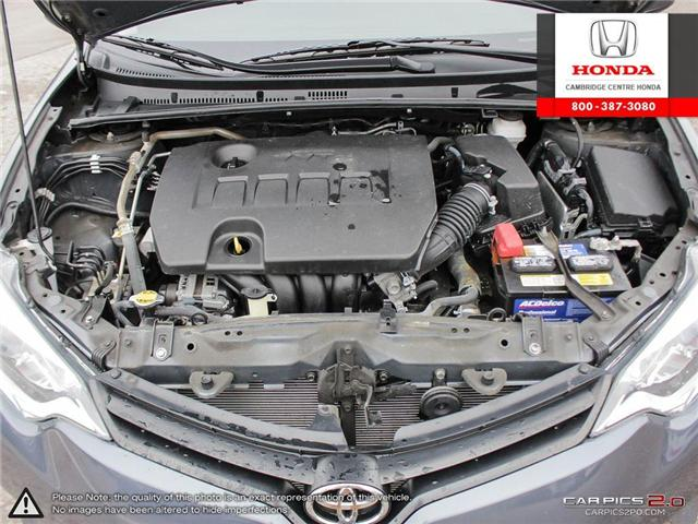 2014 Toyota Corolla LE (Stk: 19189A) in Cambridge - Image 8 of 27