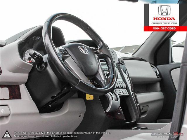 2011 Honda Pilot EX-L (Stk: 19170B) in Cambridge - Image 13 of 27