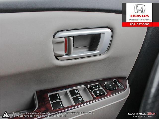 2011 Honda Pilot EX-L (Stk: 19170B) in Cambridge - Image 17 of 27