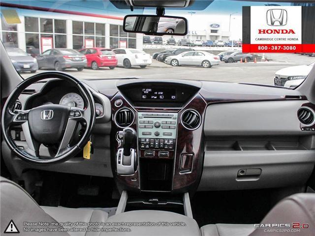 2011 Honda Pilot EX-L (Stk: 19170B) in Cambridge - Image 25 of 27