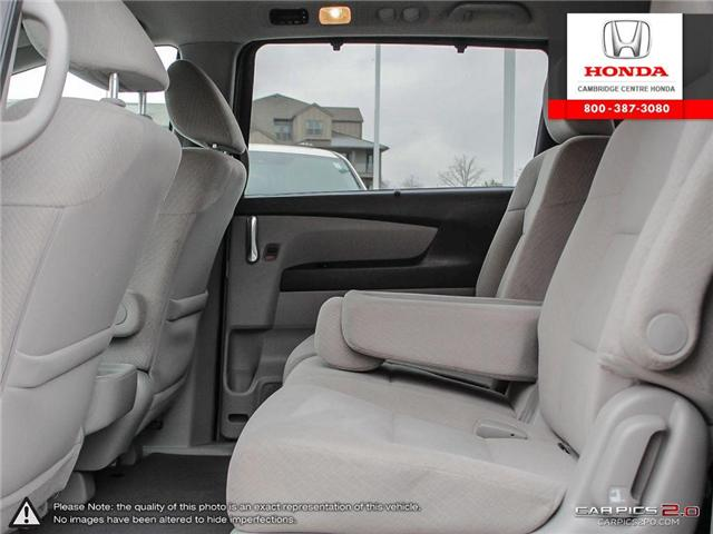 2016 Honda Odyssey EX (Stk: 18943A) in Cambridge - Image 24 of 27