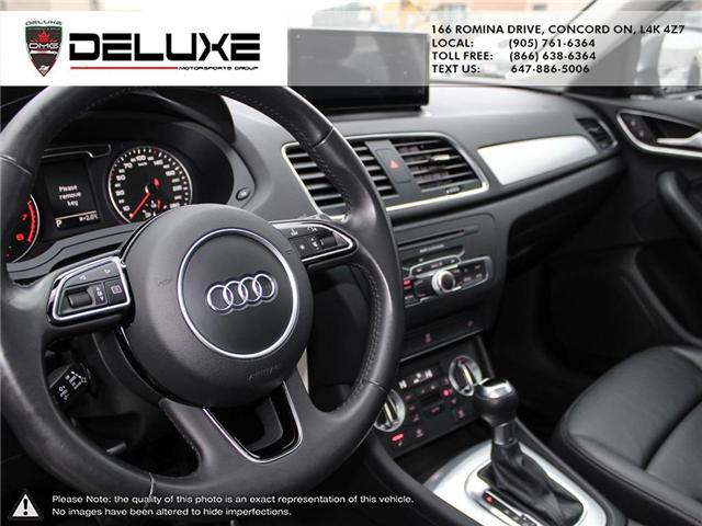 2015 Audi Q3 2.0T Progressiv (Stk: D0512) in Concord - Image 14 of 18