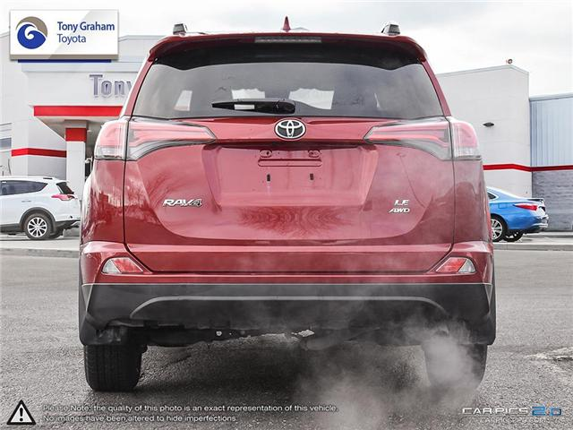 2018 Toyota RAV4 LE (Stk: U9042) in Ottawa - Image 5 of 26