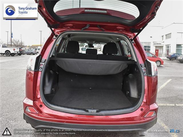 2018 Toyota RAV4 LE (Stk: U9042) in Ottawa - Image 11 of 26