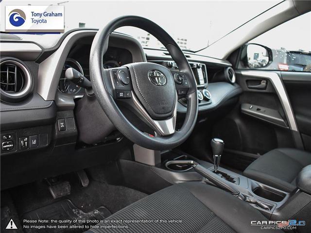2018 Toyota RAV4 LE (Stk: U9042) in Ottawa - Image 13 of 26