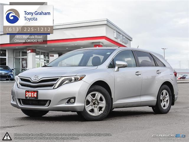 2014 Toyota Venza Base V6 (Stk: E7649A) in Ottawa - Image 1 of 27