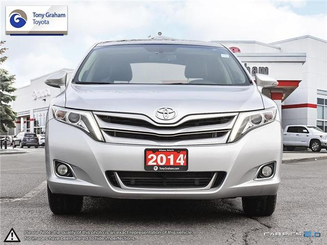 2014 Toyota Venza Base V6 (Stk: E7649A) in Ottawa - Image 2 of 27