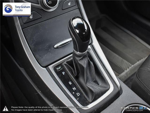 2016 Hyundai Elantra GLS (Stk: U9022A) in Ottawa - Image 20 of 27