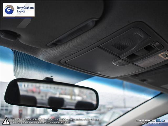 2016 Hyundai Elantra GLS (Stk: U9022A) in Ottawa - Image 21 of 27