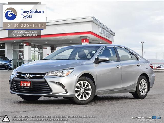 2015 Toyota Camry LE (Stk: E7648) in Ottawa - Image 1 of 26