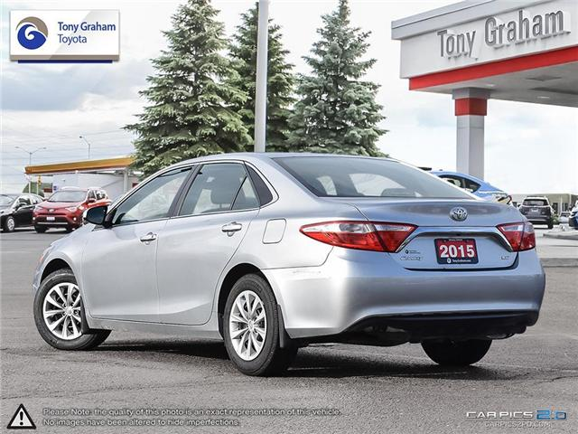 2015 Toyota Camry LE (Stk: E7648) in Ottawa - Image 4 of 26