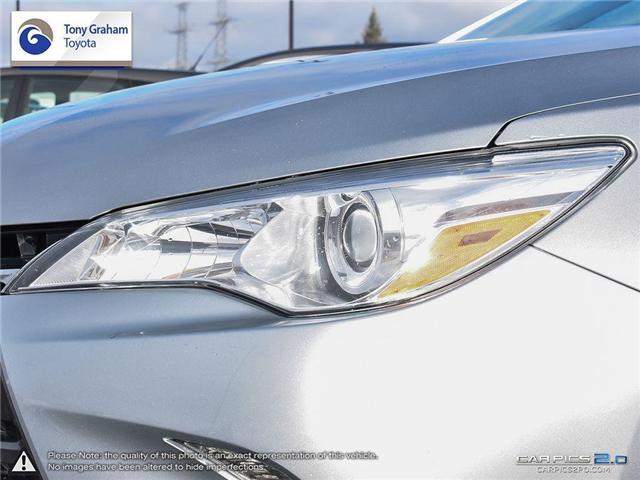 2015 Toyota Camry LE (Stk: E7648) in Ottawa - Image 10 of 26