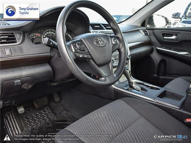 2015 Toyota Camry LE (Stk: E7648) in Ottawa - Image 13 of 26
