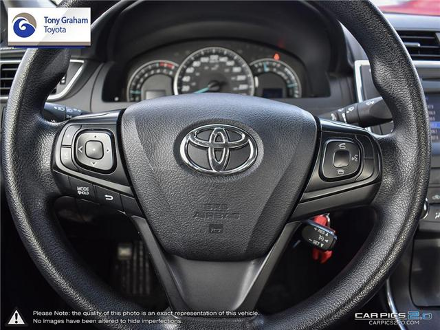 2015 Toyota Camry LE (Stk: E7648) in Ottawa - Image 14 of 26