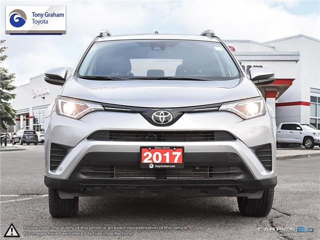 2017 Toyota RAV4 LE (Stk: U9041) in Ottawa - Image 2 of 26