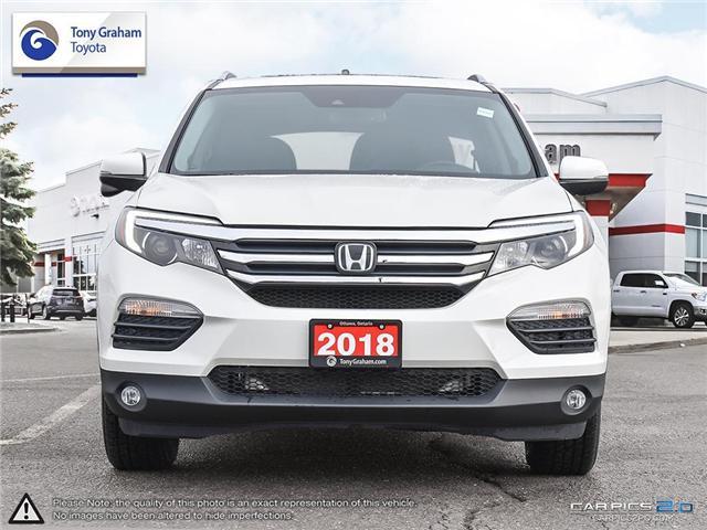 2018 Honda Pilot EX-L Navi (Stk: 56240A) in Ottawa - Image 2 of 26