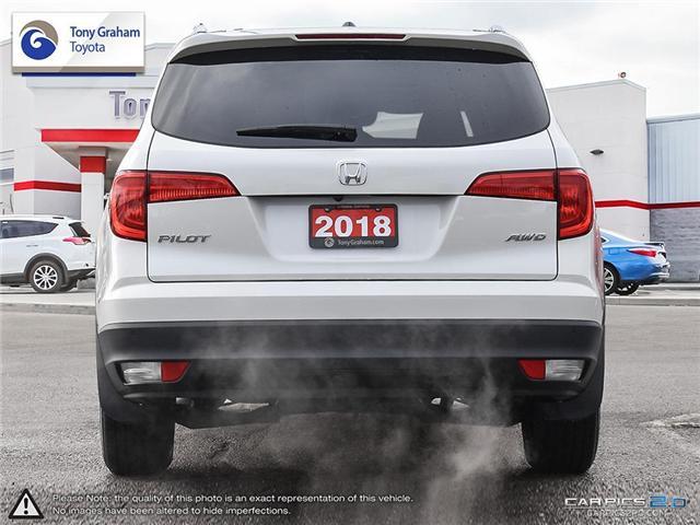 2018 Honda Pilot EX-L Navi (Stk: 56240A) in Ottawa - Image 5 of 26