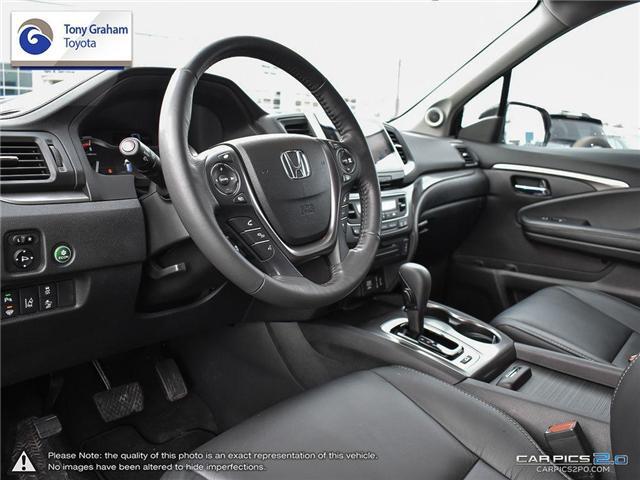 2018 Honda Pilot EX-L Navi (Stk: 56240A) in Ottawa - Image 13 of 26