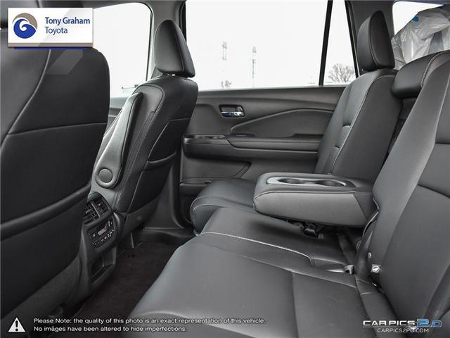 2018 Honda Pilot EX-L Navi (Stk: 56240A) in Ottawa - Image 22 of 26