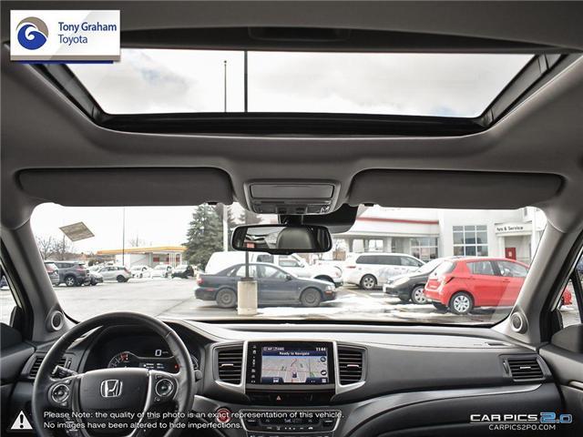 2018 Honda Pilot EX-L Navi (Stk: 56240A) in Ottawa - Image 25 of 26