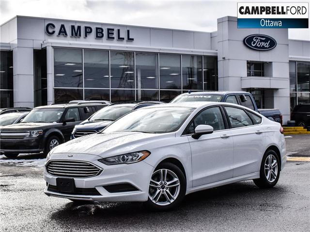 2018 Ford Fusion SE (Stk: 945410) in Ottawa - Image 1 of 23