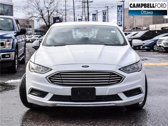 2018 Ford Fusion SE ONLY 1 AT THIS PRICE (Stk: 945410) in Ottawa - Image 2 of 23