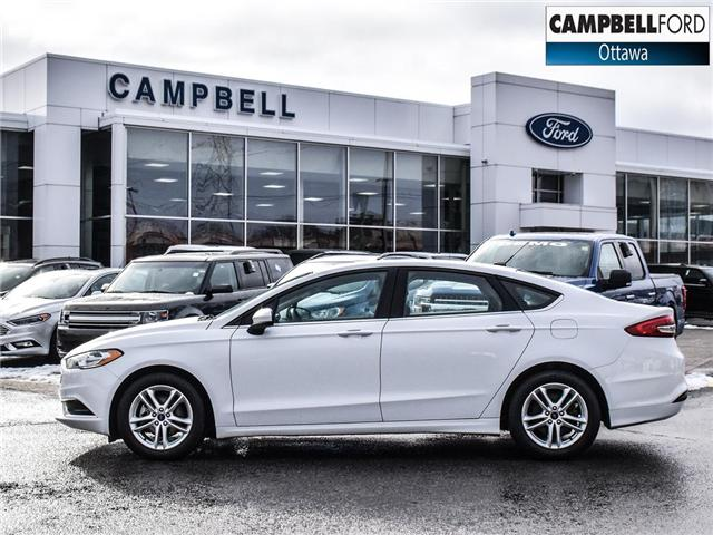2018 Ford Fusion SE (Stk: 945410) in Ottawa - Image 3 of 23